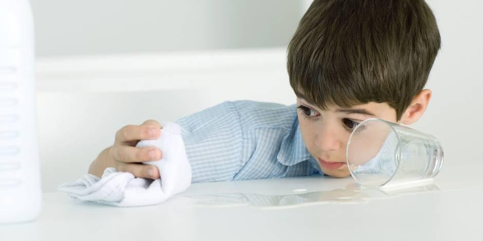Neuf enfants sur dix ne boivent pas suffisamment d'eau
