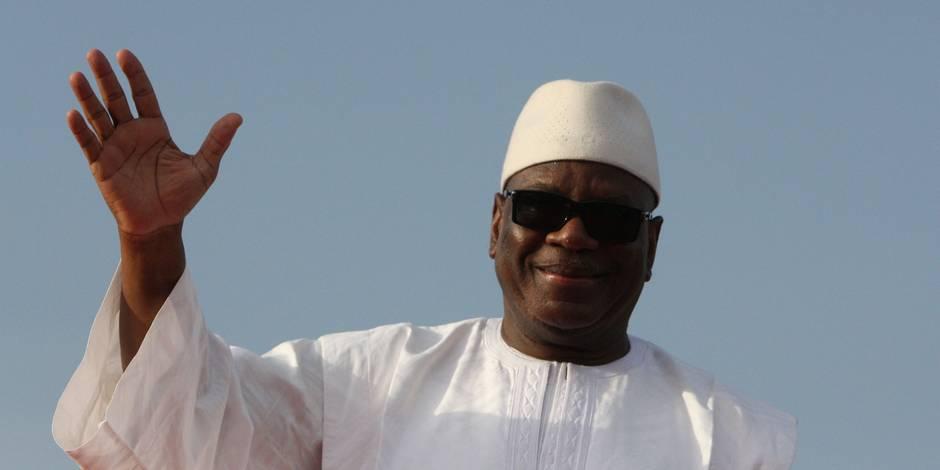 Ibrahim Boubacar Keïta a prêté serment comme nouveau président du Mali