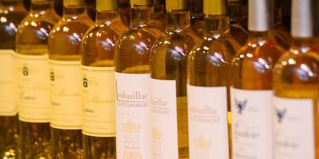 Les Belges adorent toujours le vin... - La Libre