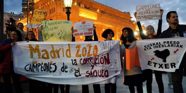 JO 2020: Attente fébrile à Istanbul, Tokyo et Madrid - La Libre