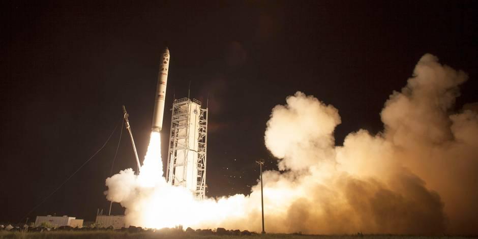 La NASA a lancé une sonde vers la lune