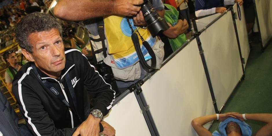Jacques Borlée menace d'arrêter l'athlétisme
