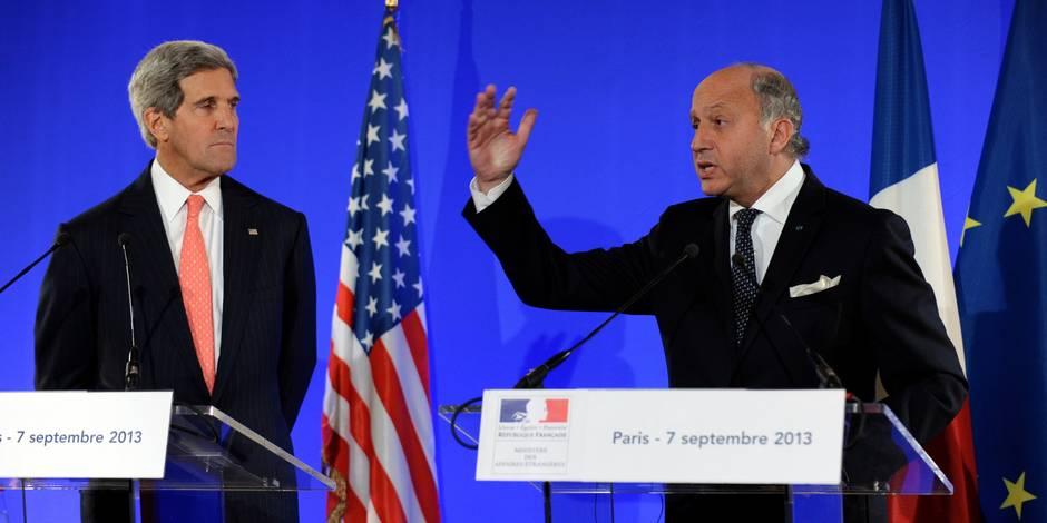 Syrie: Kerry poursuit son offensive en Europe