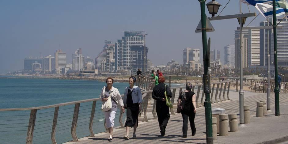 Syrie: l'ambassade de Belgique en Israël appelle ses ressortissants à une vigilance accrue