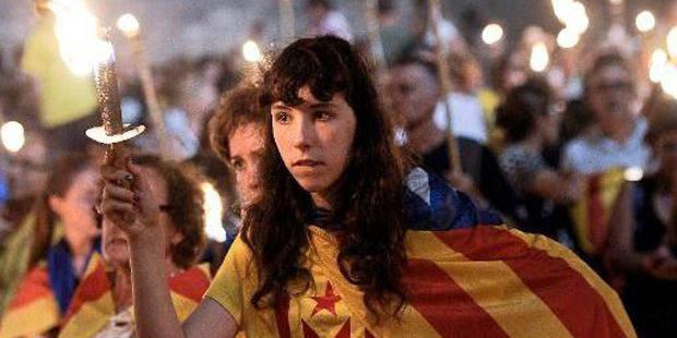 La Catalogne réaffirme son désir d'indépendance