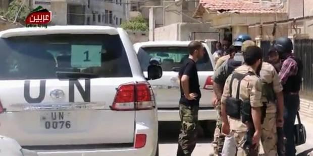 """L'ONU dénonce des """"crimes contre l'humanité"""" et des """"crimes de guerre"""" en Syrie - La Libre"""