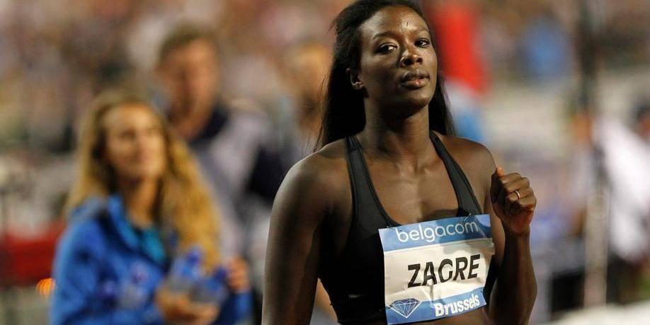 Jeux de la Francophonie: Anne Zagré décroche l'or sur 100 m haies