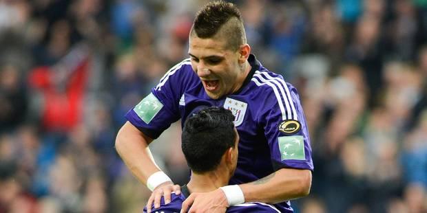 Anderlecht n'a laissé aucune chance à Malines (5-0) - La Libre