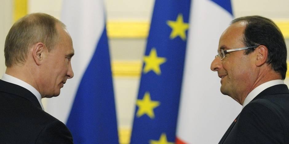 La France et la Russie échouent à s'entendre sur la Syrie