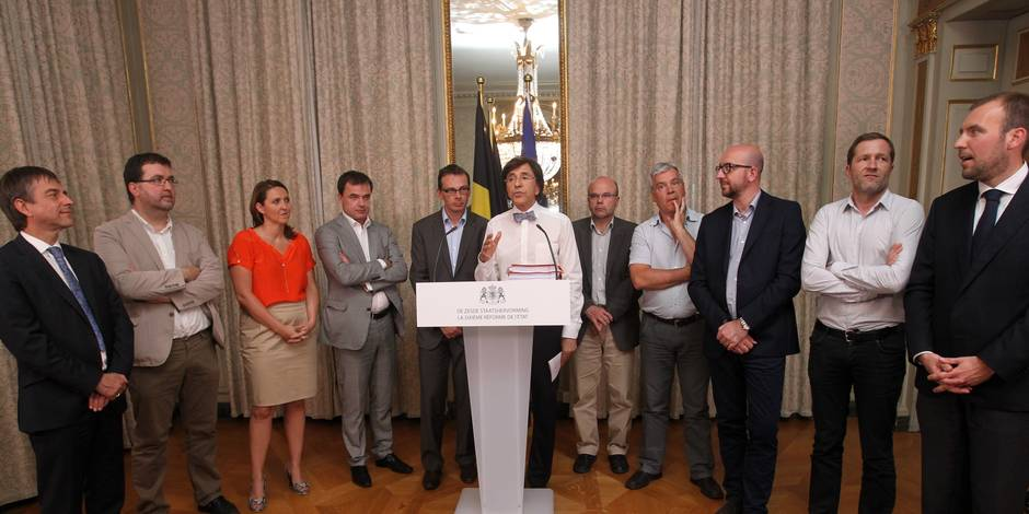 Réforme de l'Etat: un accord sera annoncé jeudi