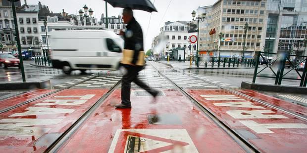 La nouvelle mobilité bruxelloise est aussi liée à l'évolution de la population - La Libre