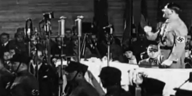 Découverte exceptionnelle à Bruxelles du premier film américain anti-nazi - La Libre