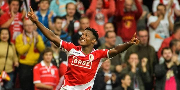 Le Standard se rassure face à Lokeren (2-1) - La Libre