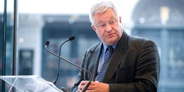 Budget: Vanhengel est contre tout transfert de la Région bruxelloise vers la FWB - La Libre