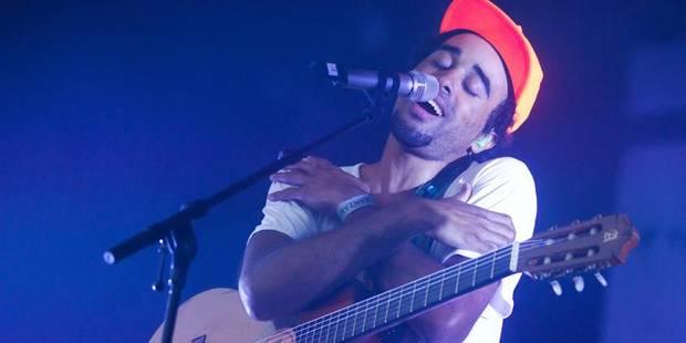 Le chanteur Patrice en concert à Bruxelles jeudi à l'aube - La Libre