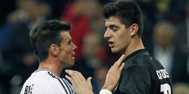 Les Belges à l'étranger: Courtois et l'Atletico battent le Real - La Libre