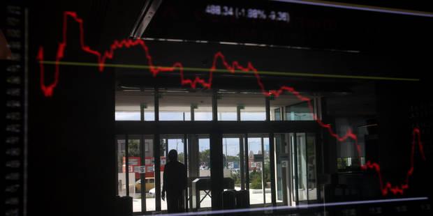 Record du nombre de faillites au mois de septembre - La Libre