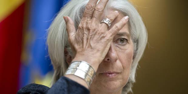 Irlande, Grèce et Portugal ont reçu 90% du montant des prêts accordés par le FMI en 2013 - La Libre