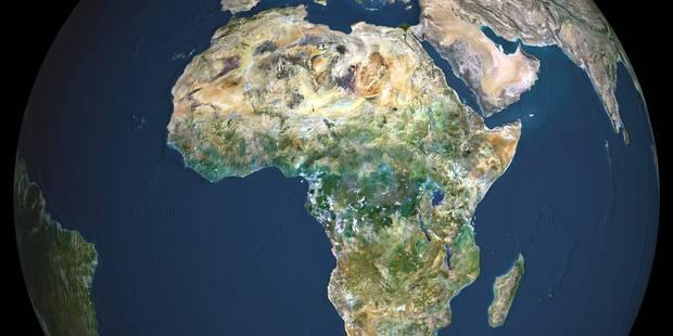 Plus d'un terrien sur trois habitera probablement l'Afrique en 2100 - La Libre