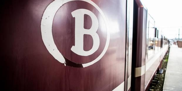 SNCB: perturbations probables ce vendredi sur la ligne Bruxelles-Charleroi - La Libre
