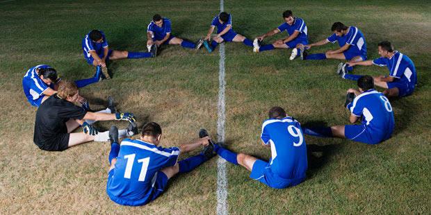 Pourquoi le football se joue à onze? - La Libre