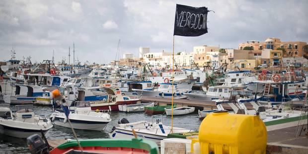 Après le drame de Lampedusa, l'Italie se tourne vers l'Europe - La Libre