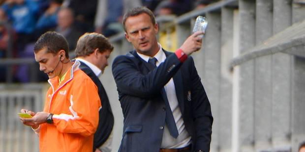 John van den Brom doit-il quitter son poste? - La Libre