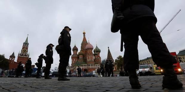 Russie: un opposant à Poutine condamné à un traitement psychiatrique - La Libre