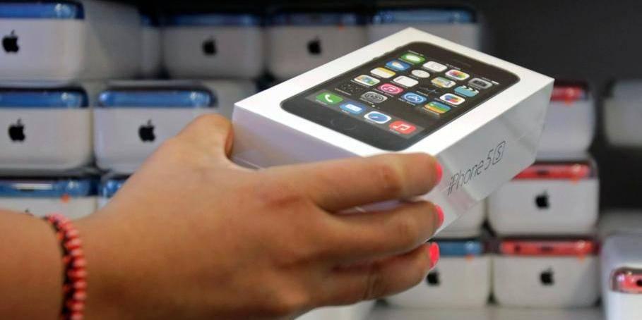 Les nouveaux iPhone en vente le 25 octobre en Belgique