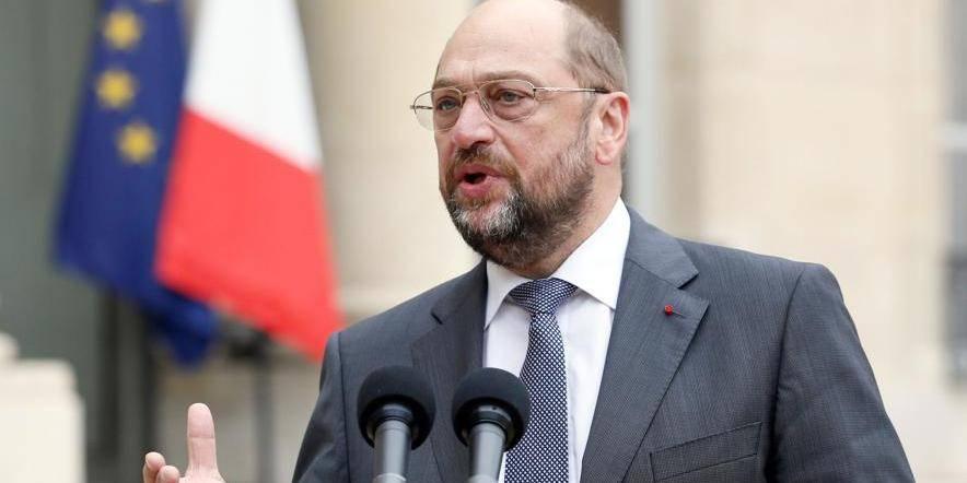Martin Schulz candidat des socialistes européens à la Commission
