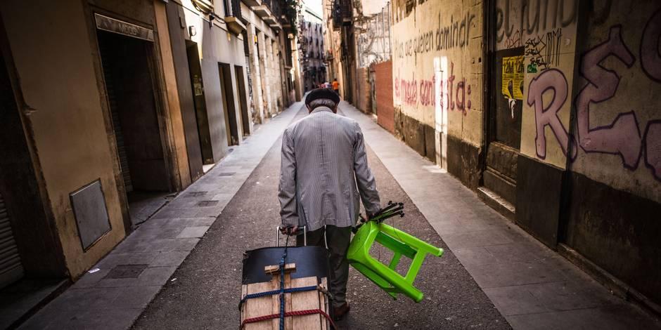 Trois millions d'Espagnols vivent dans l'extrême pauvreté