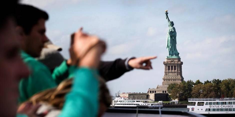 La Statue de la Liberté rouvre, pour la plus grande joie des touristes