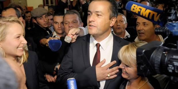 """Victoire FN à Brignoles: un net """"avertissement"""", mais à relativiser - La Libre"""