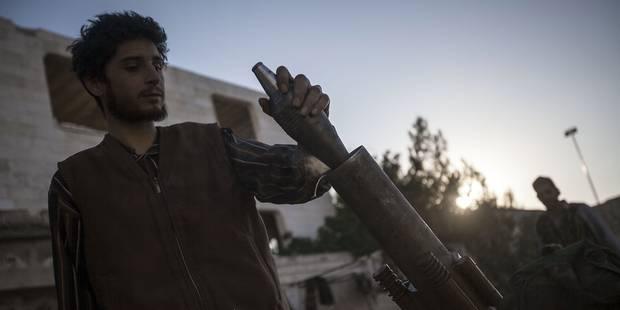 Syrie: assaut des rebelles à la prison d'Alep - La Libre