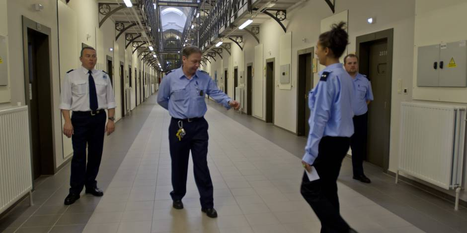 L'uniforme des détenus appartiendra bientôt au passé