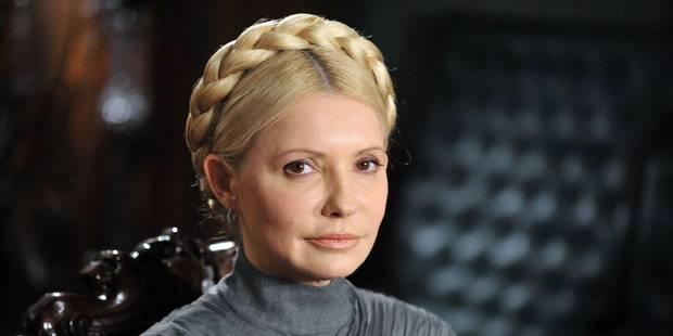 Libérez Ioulia Timochenko ! - La Libre