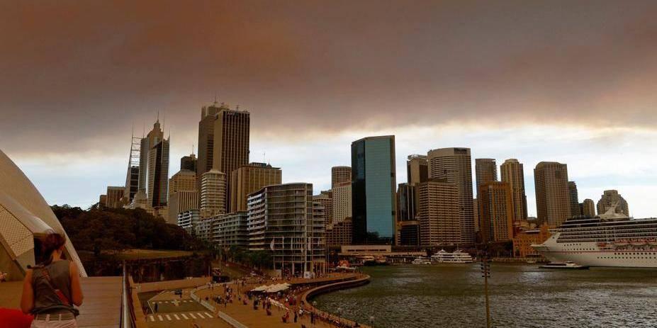 Des incendies dévastateurs près de Sydney