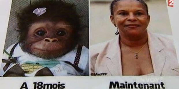 Taubira comparée à un singe par une candidate FN