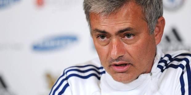 """Mourinho: """"Courtois? Le meilleur jeune gardien du monde"""" - La Libre"""