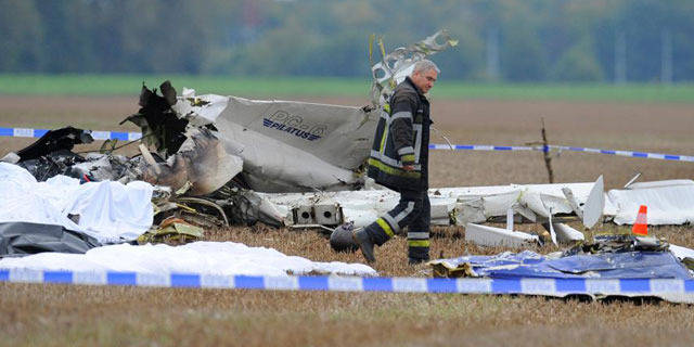 Crash à Gelbressée: les pièces inspectées à Beauvechain