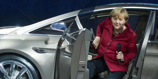 L'Allemagne contrôle aussi l'automobile européenne - La Libre