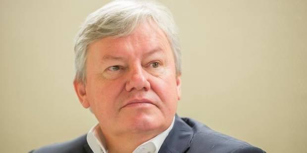 """Marcourt : """"Jean-Pascal Labille doit aider le PS à gagner les élections de 2014"""" - La Libre"""