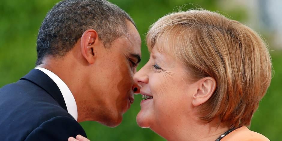 Le portable de Merkel pourrait avoir été espionné par les Etats-Unis