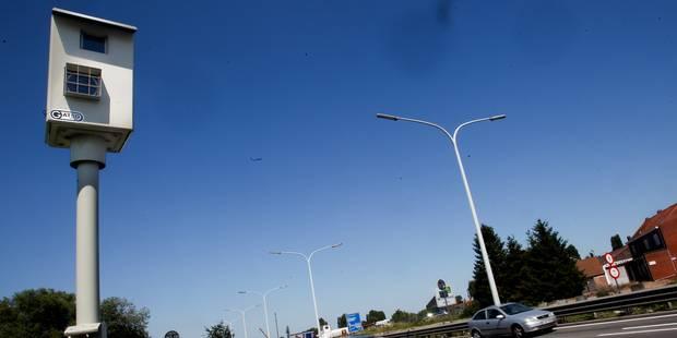 La police débranche des radars... trop efficaces - La Libre