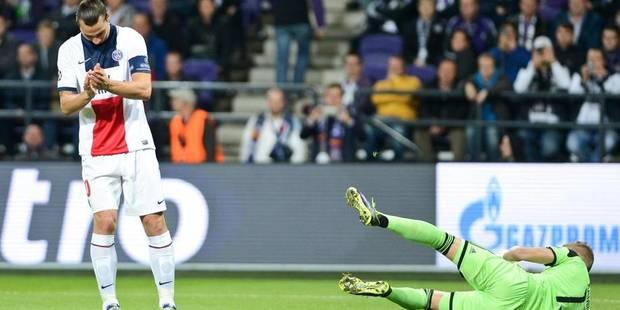 Le PSG met Anderlecht au tapis (0-5) - La Libre