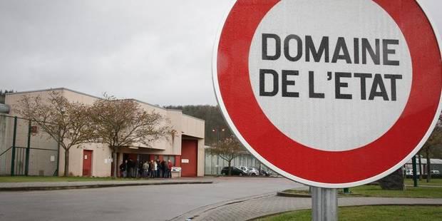 Les preneurs d'otages de la prison d'Andenne condamnés - La Libre
