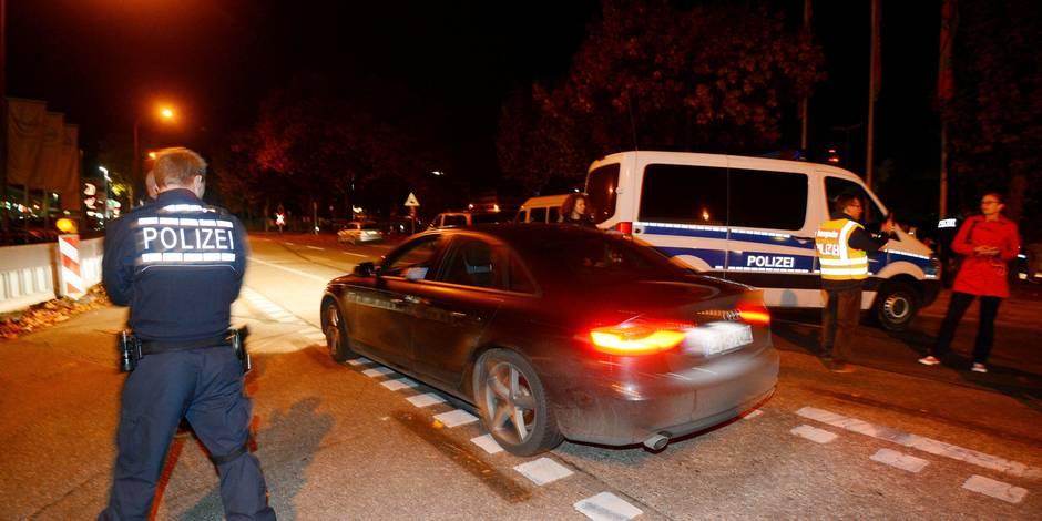 Allemagne: arrestation du forcené retranché dans un fast-food de Fribourg