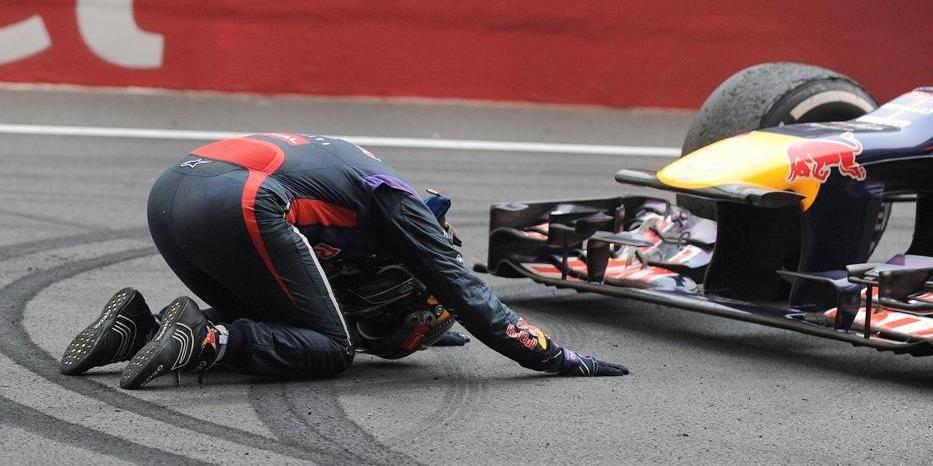 Formule 1 : Vettel quadruple champion du monde
