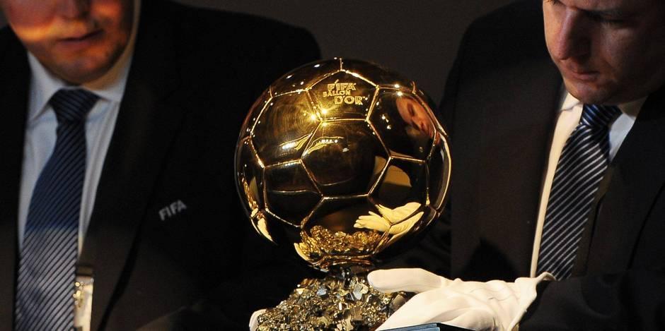 Un Belge en lice pour le Ballon d'Or