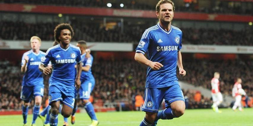 Chelsea dompte Arsenal mais De Bruyne ne saisit pas sa chance